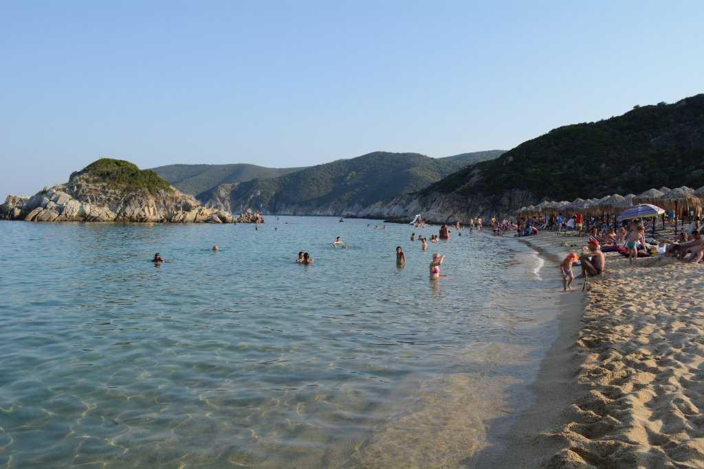 Kalamitsi Plajı