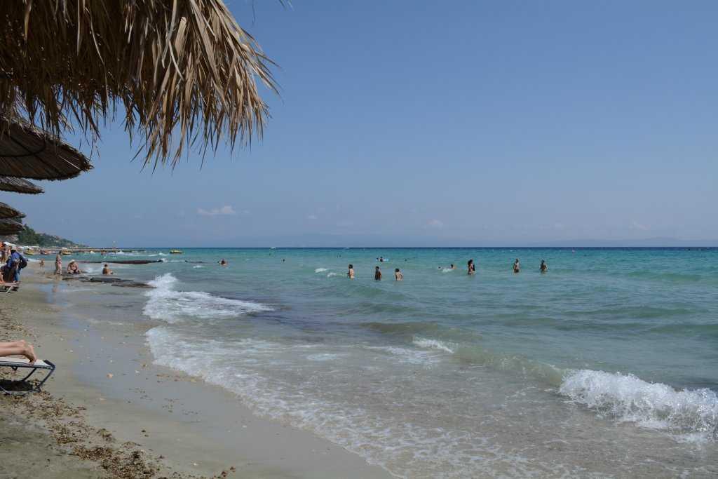 Kalithea Plajı