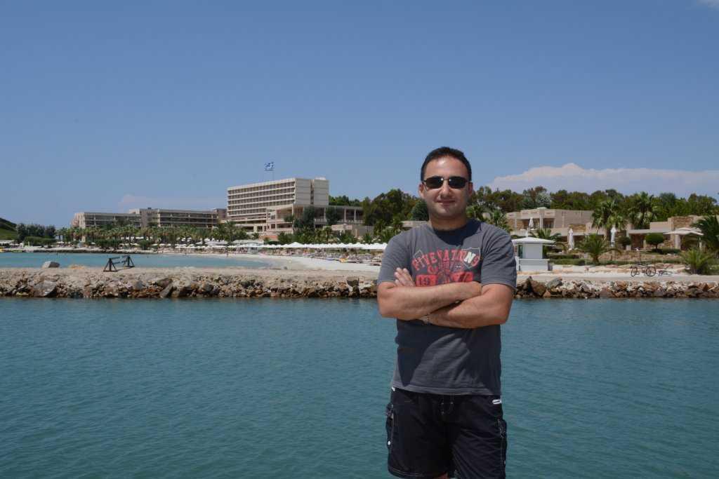 Sani Beach Resort