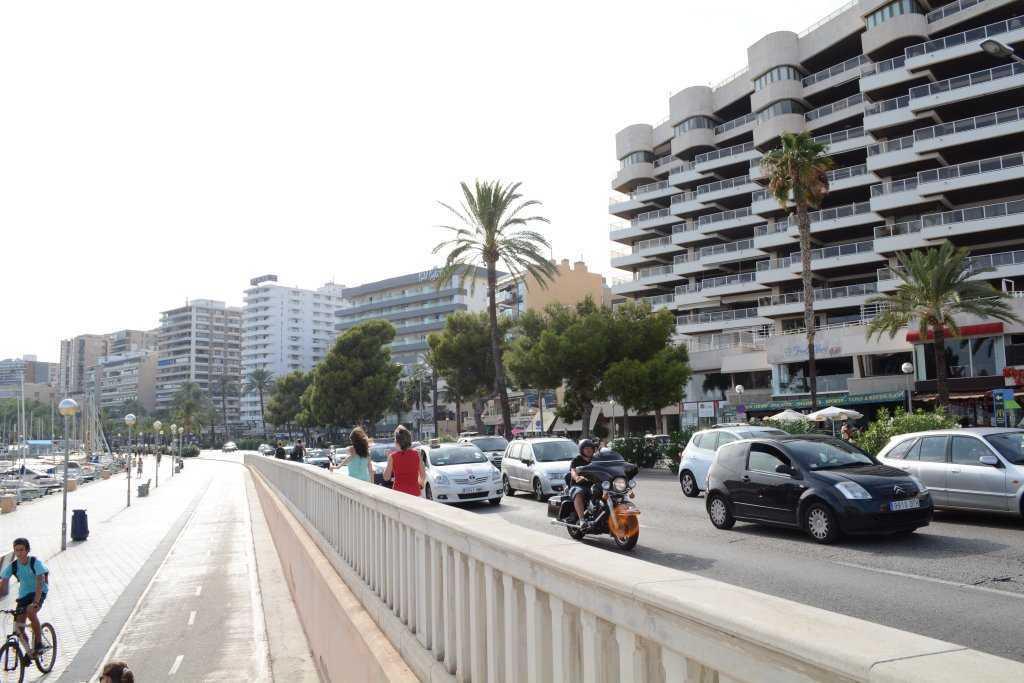 Palma Yat Limanındaki oteller...