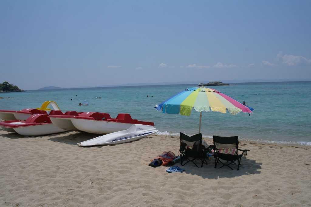 Kalogria Plajı