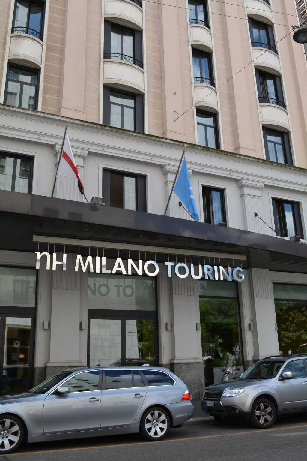 NH Milano Touring - Piazza della Repubblica