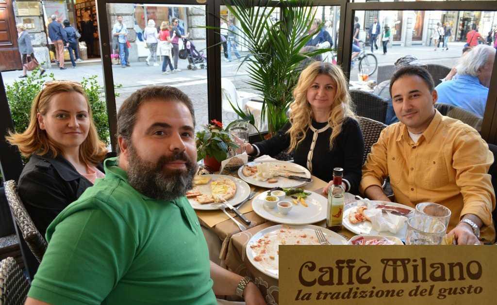 Caffé Milano - Via Dante