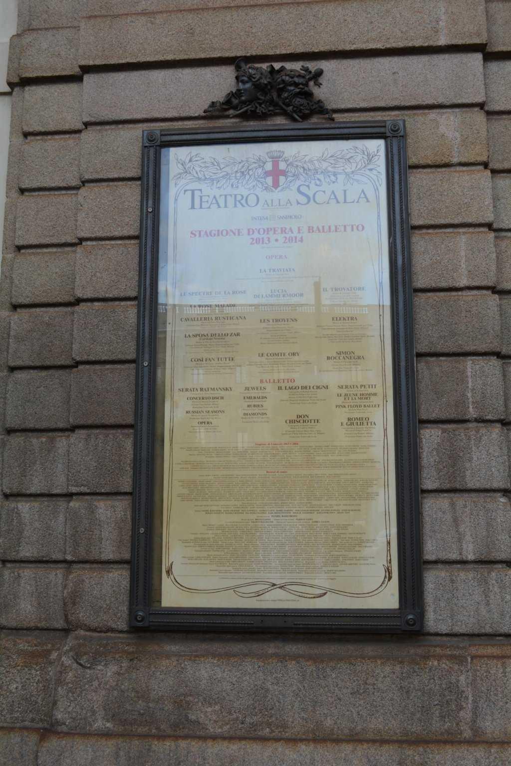 La Scala Tiyatro Salonu