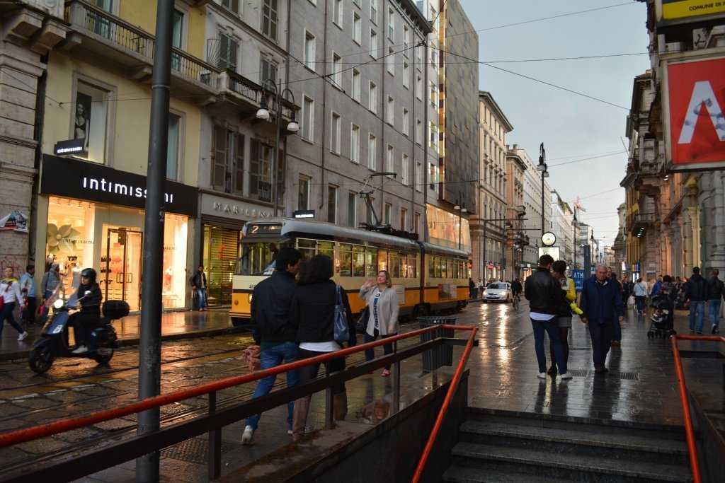 Corso Italia caddesi