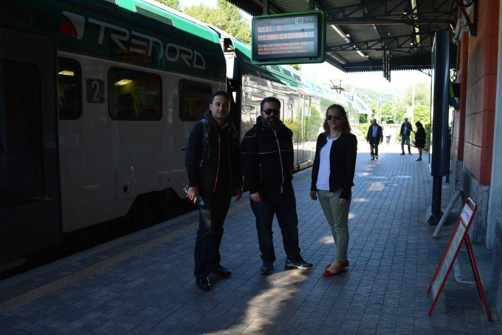 Milano Cadorna - Como
