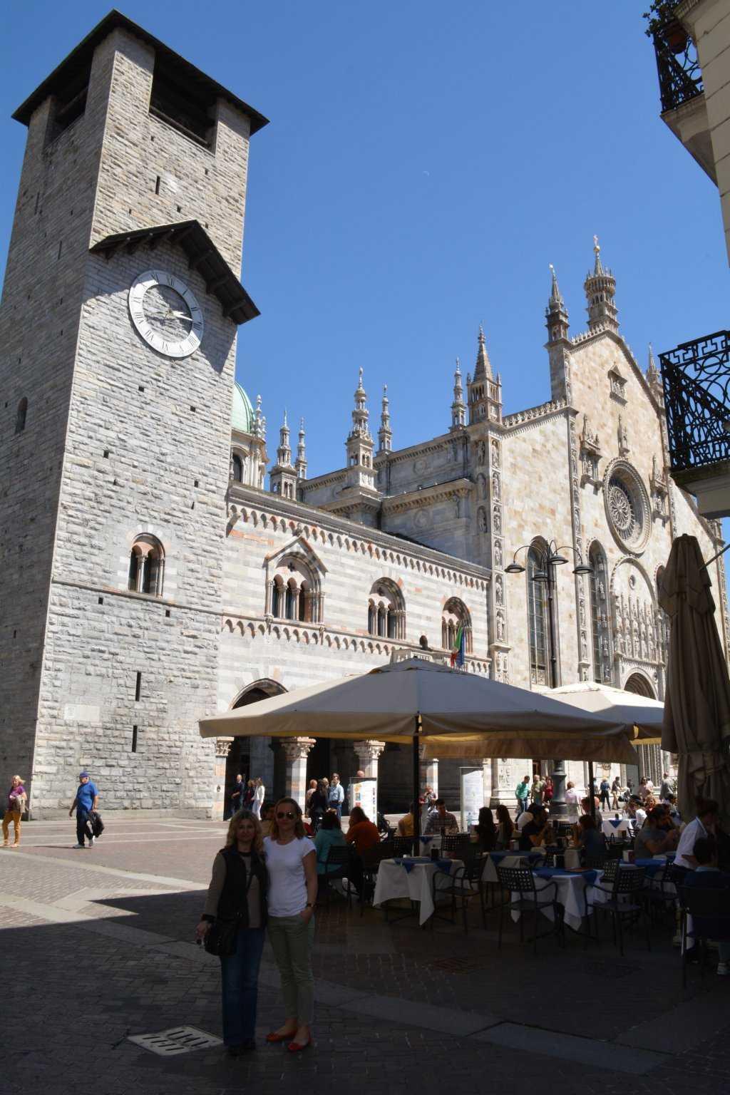 Katedral Meydanı - Como İli