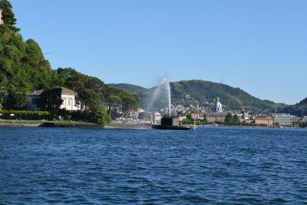 Como Gölü Tekne Turu