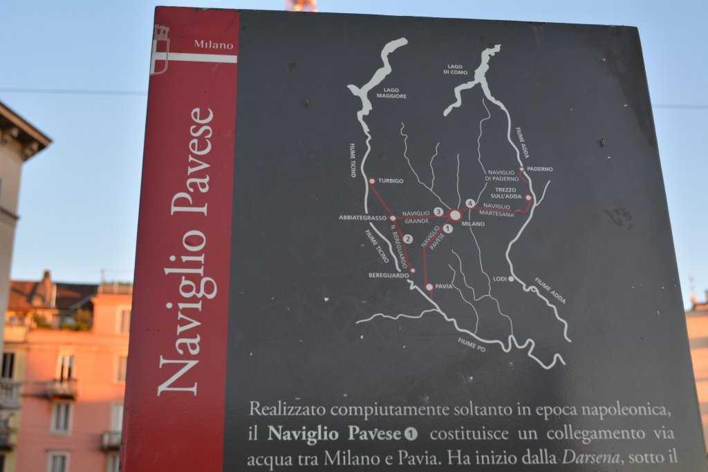 Naviglio Pavese