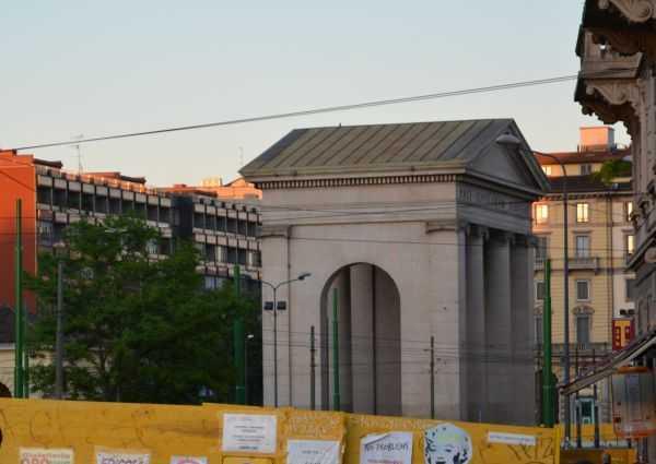 Porta Ticinese civarı
