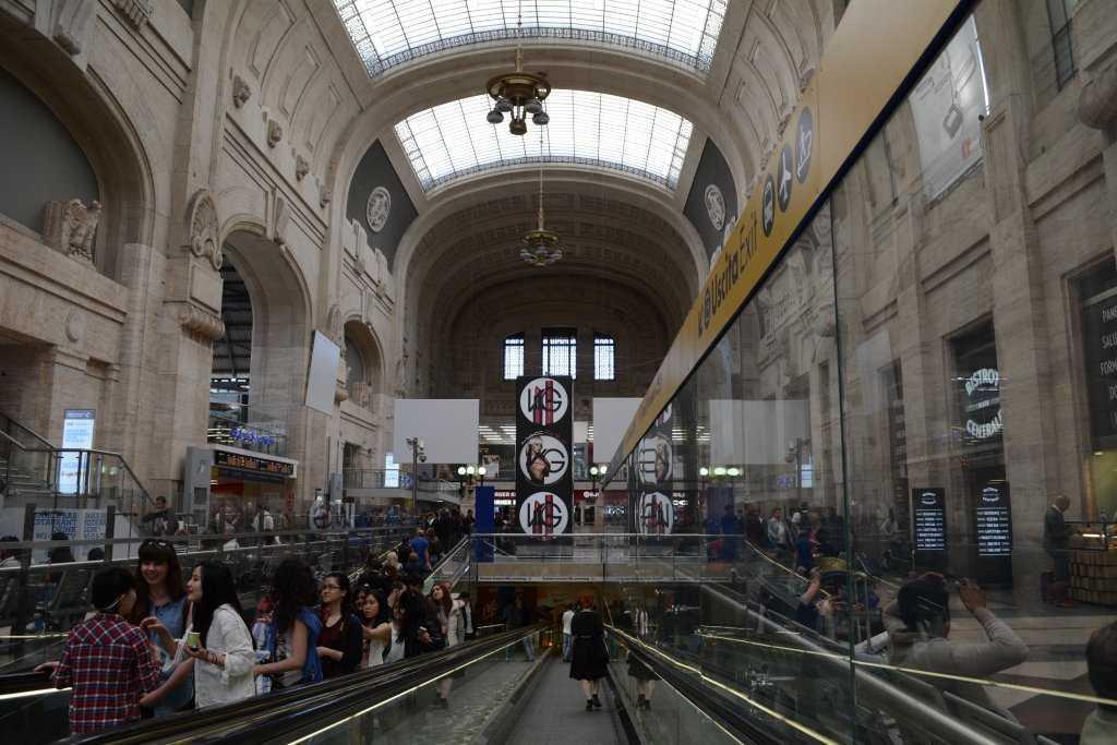 tazione Centrale di Milano