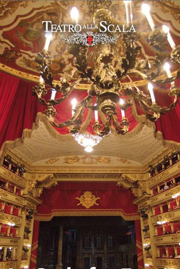 Teatro alla Scala © teatroallascala.org