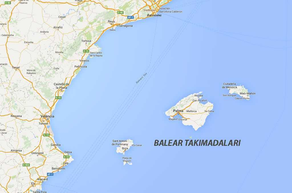 Balear Takımadaları