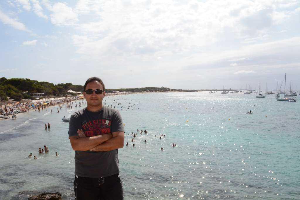 İbiza'nın pırıl pırıl enfes denizi: Ses Salines