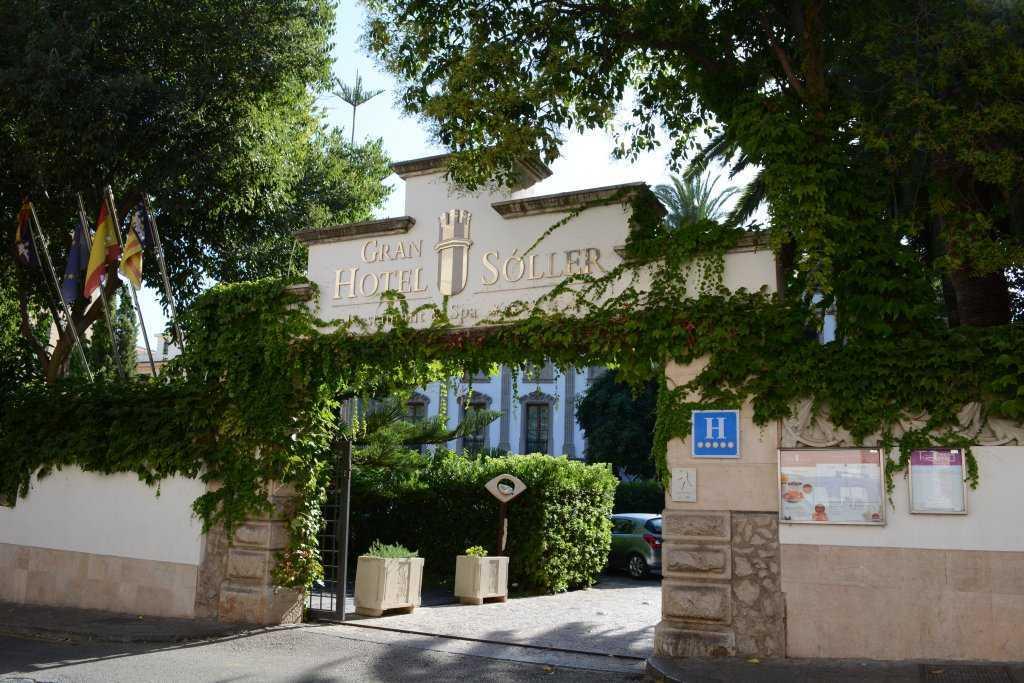 Soller'de güzel bir otel: Gran Hotel Soller