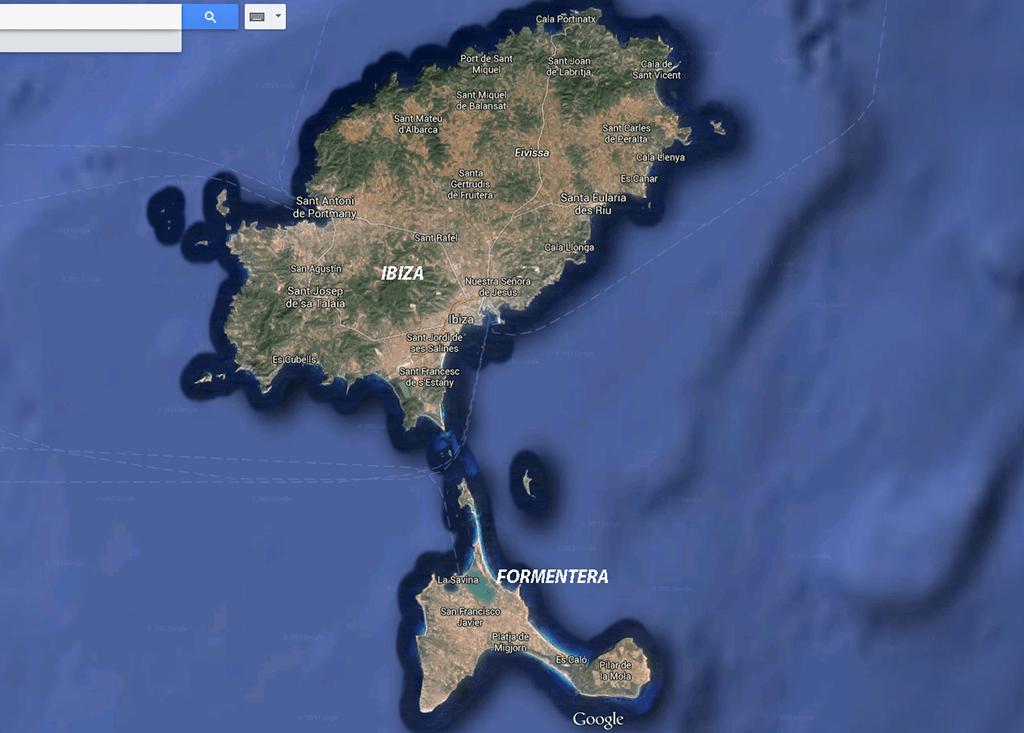 İbiza'dan Formentera'ya...