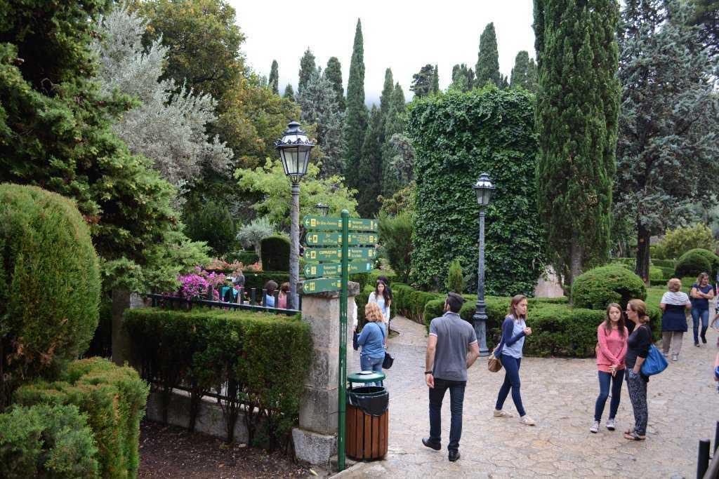 Jardins Joan Carles I