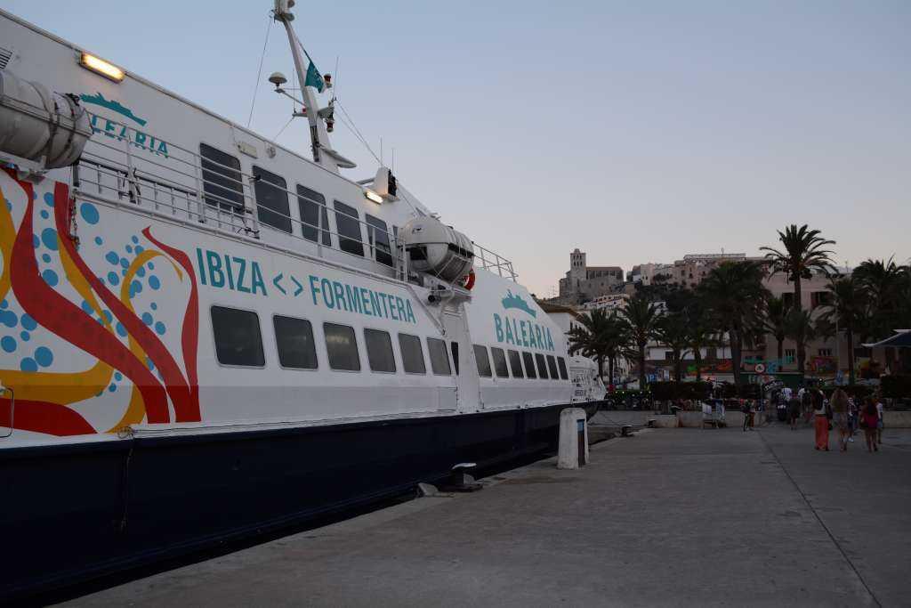 İbiza-Formentera Feribotu
