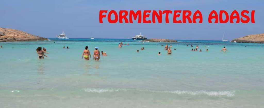 Formentera Adası Gezisi