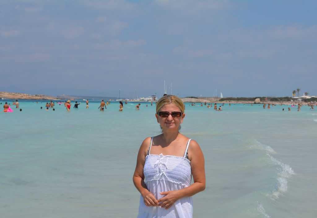 Formentera Adası