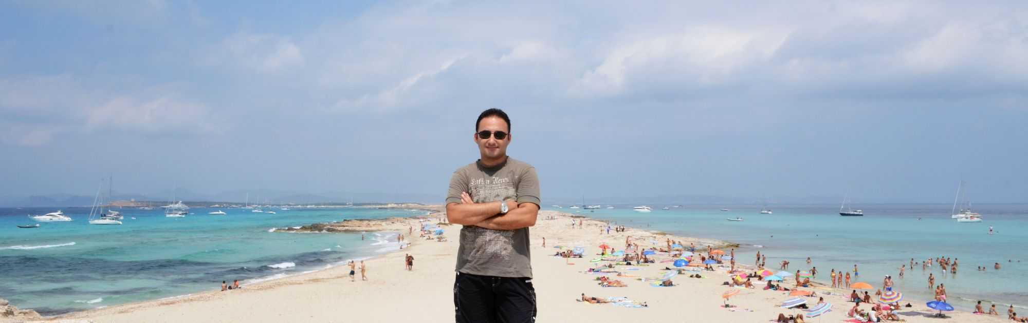 Playa de Ses Illetes - Formentera Adası