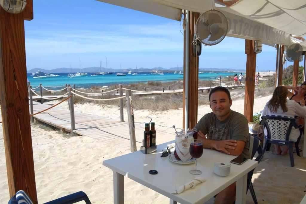 Gior malita Es ministre - Formentera