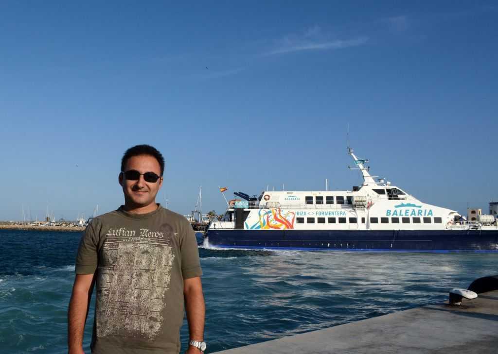 İbiza - Formentera feribotları