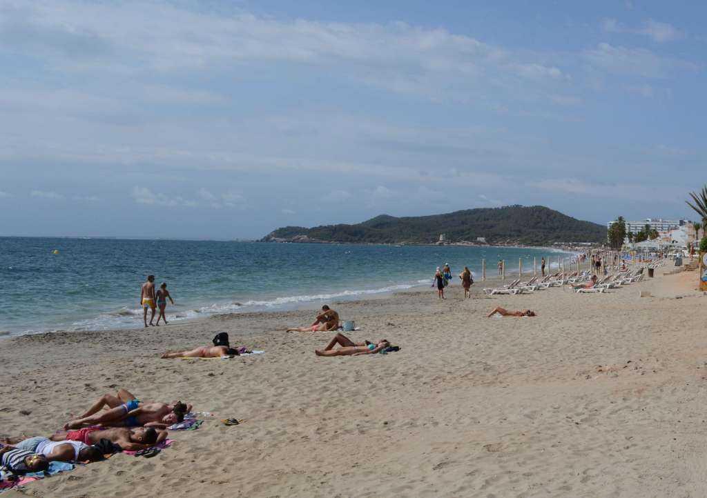 Playa D'en Bossa / İbiza