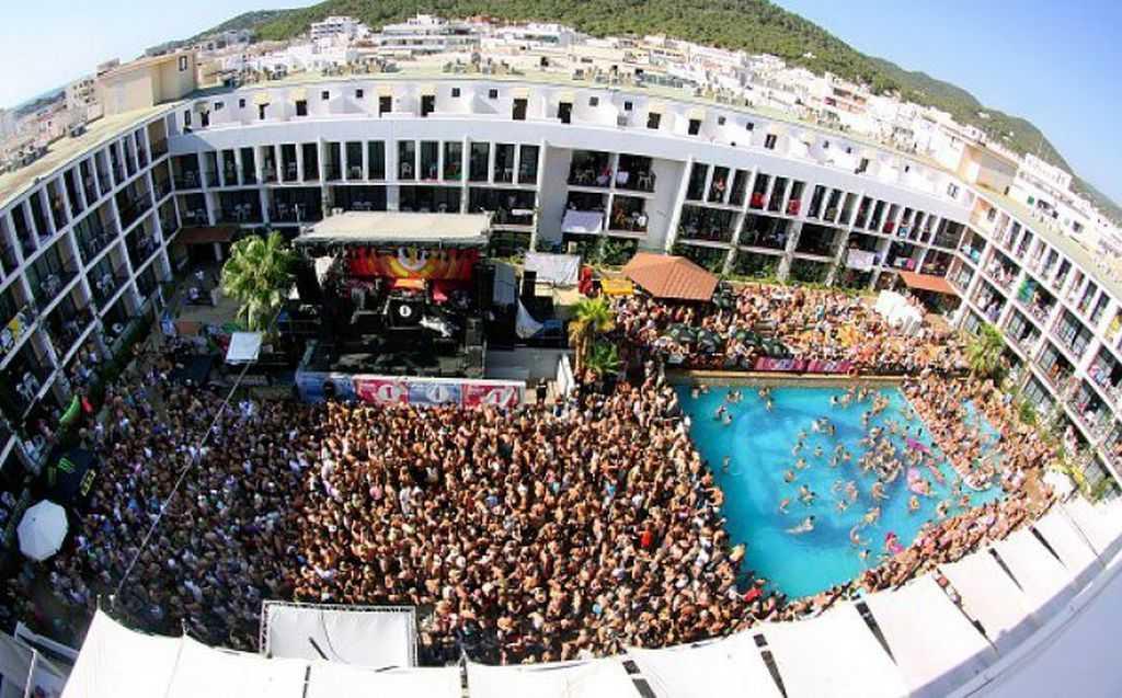 Ibiza Rocks Hotel © ibizarocks.com