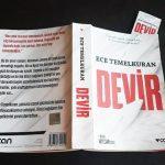 Ece Temelkuran'ın romanı: Devir