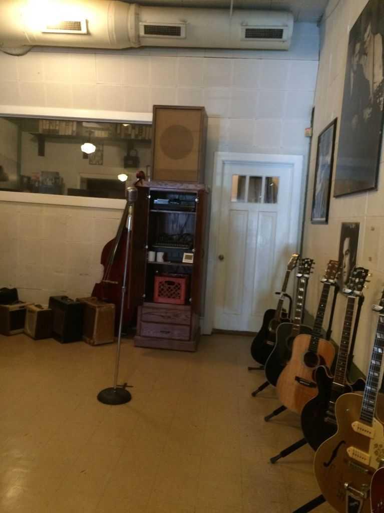 Elvis Presley'in kayıt stüdyosu