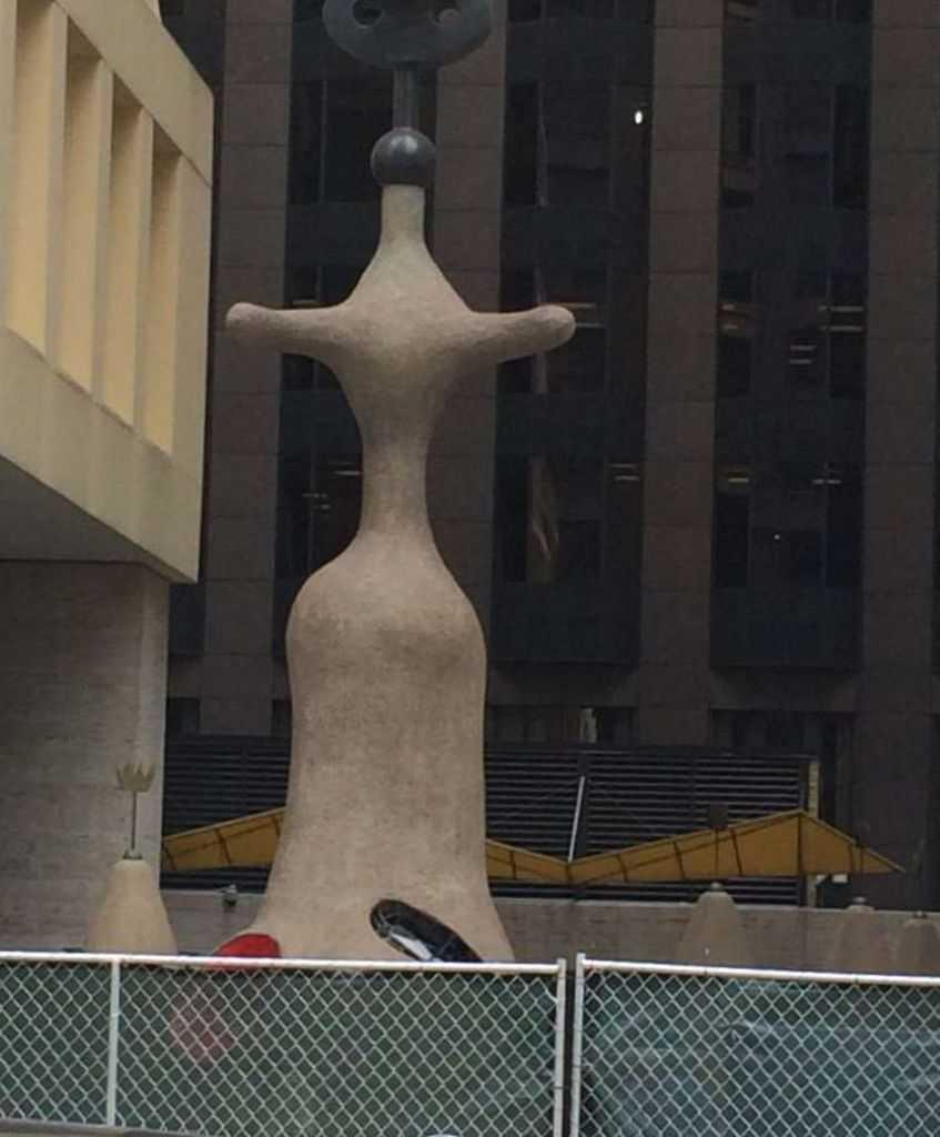 Joan Miro's Chicago