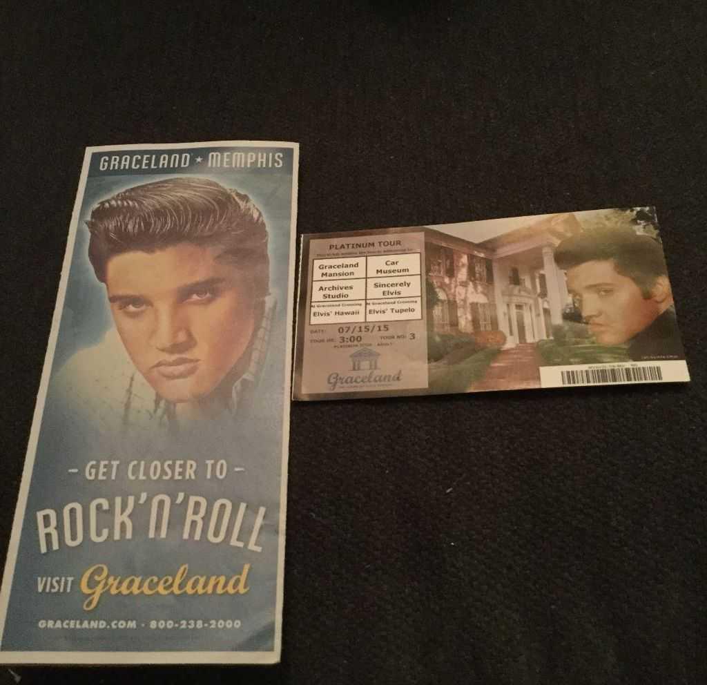 Graceland biletim