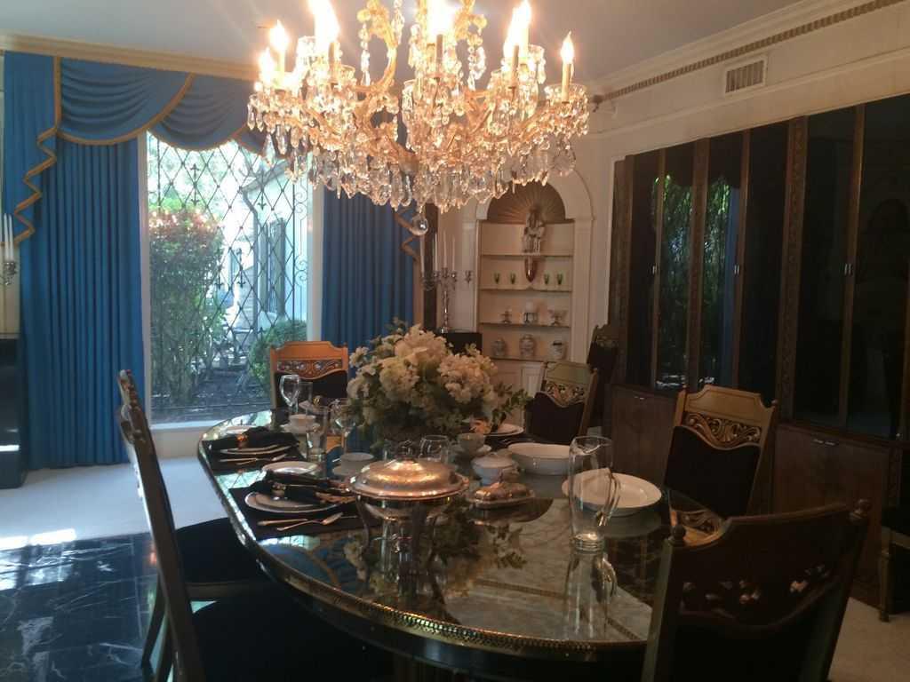 Graceland - Yemek odası