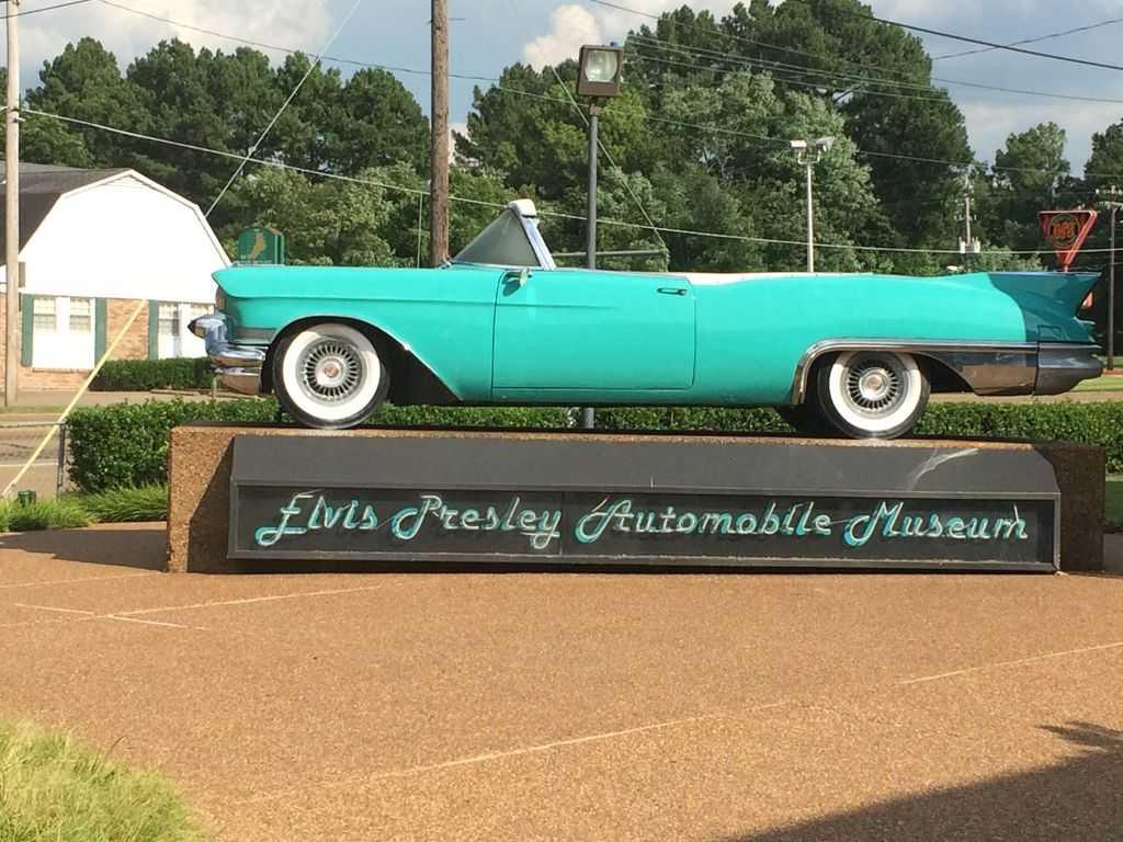 Elvis Presley'nin arabaları