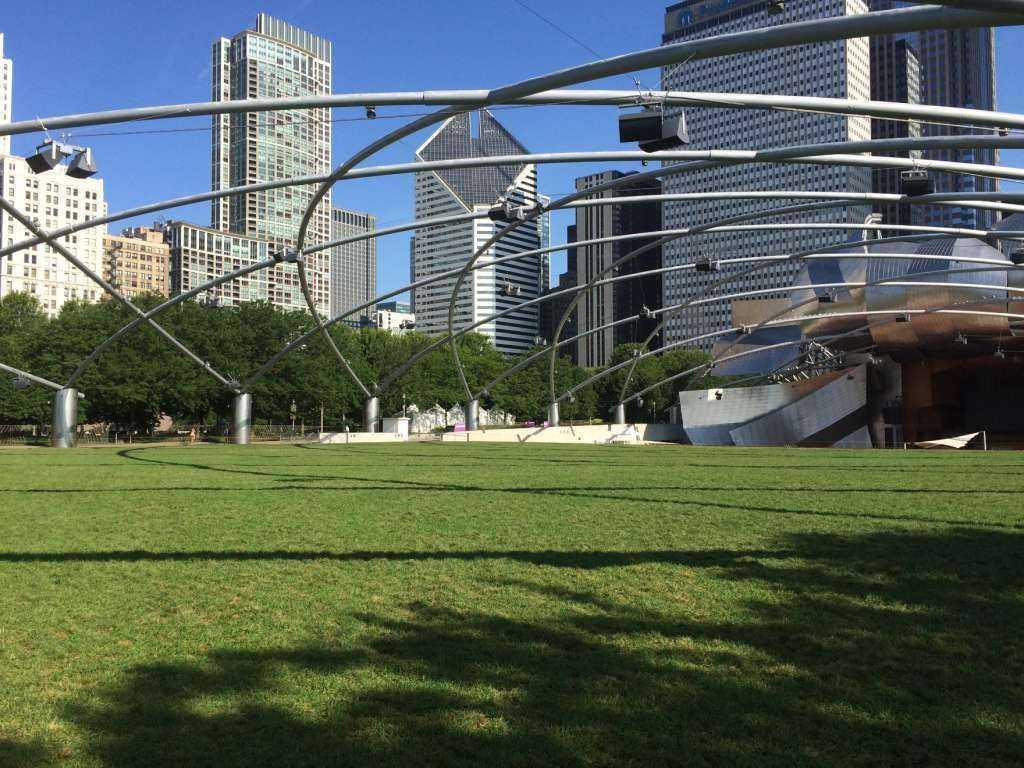 Jay Pritzker Pavilion/Pritzker Music Pavilion