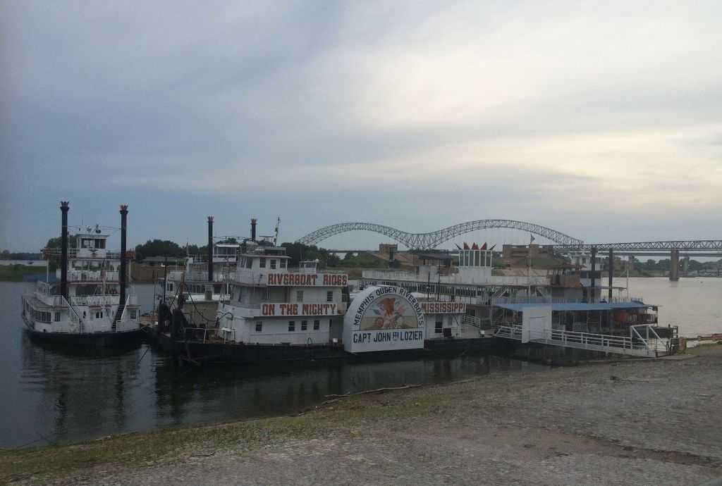 Mississipi Nehri Tekne Turları