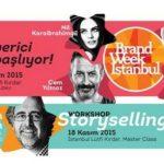 Brand Week Istanbul 2015