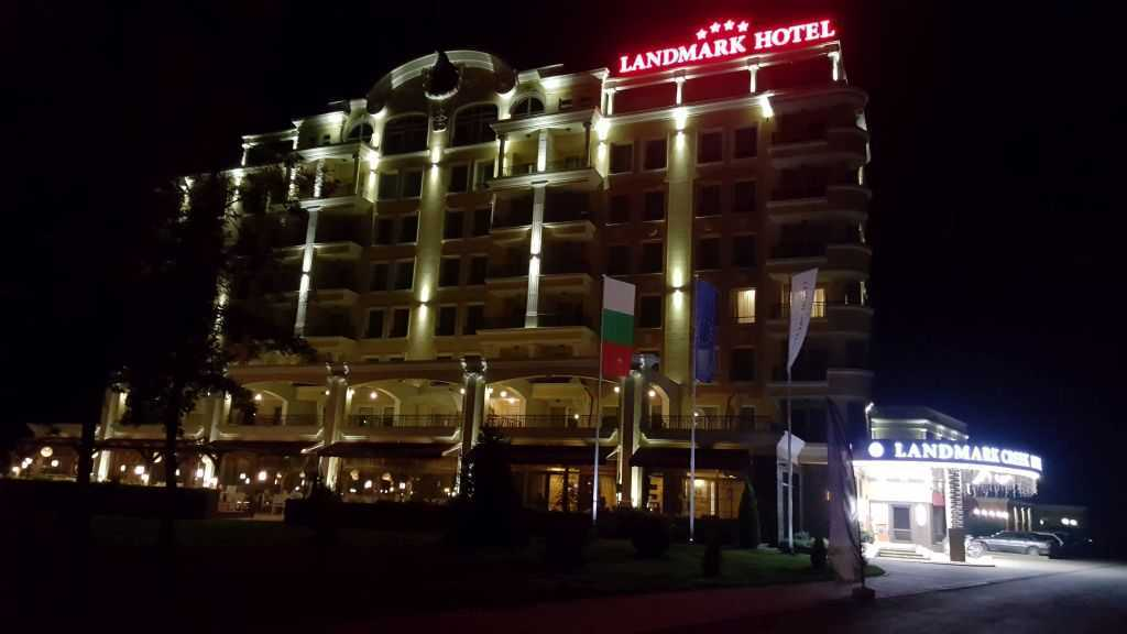 Landmark Creek Hotel & Spa