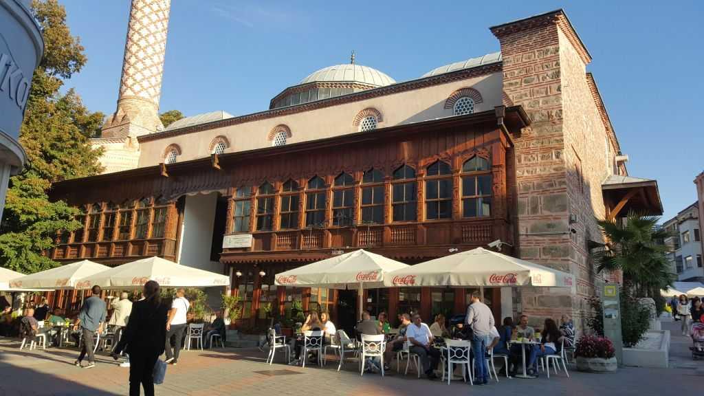 Dzhumaya Mosque - Cuma Camii