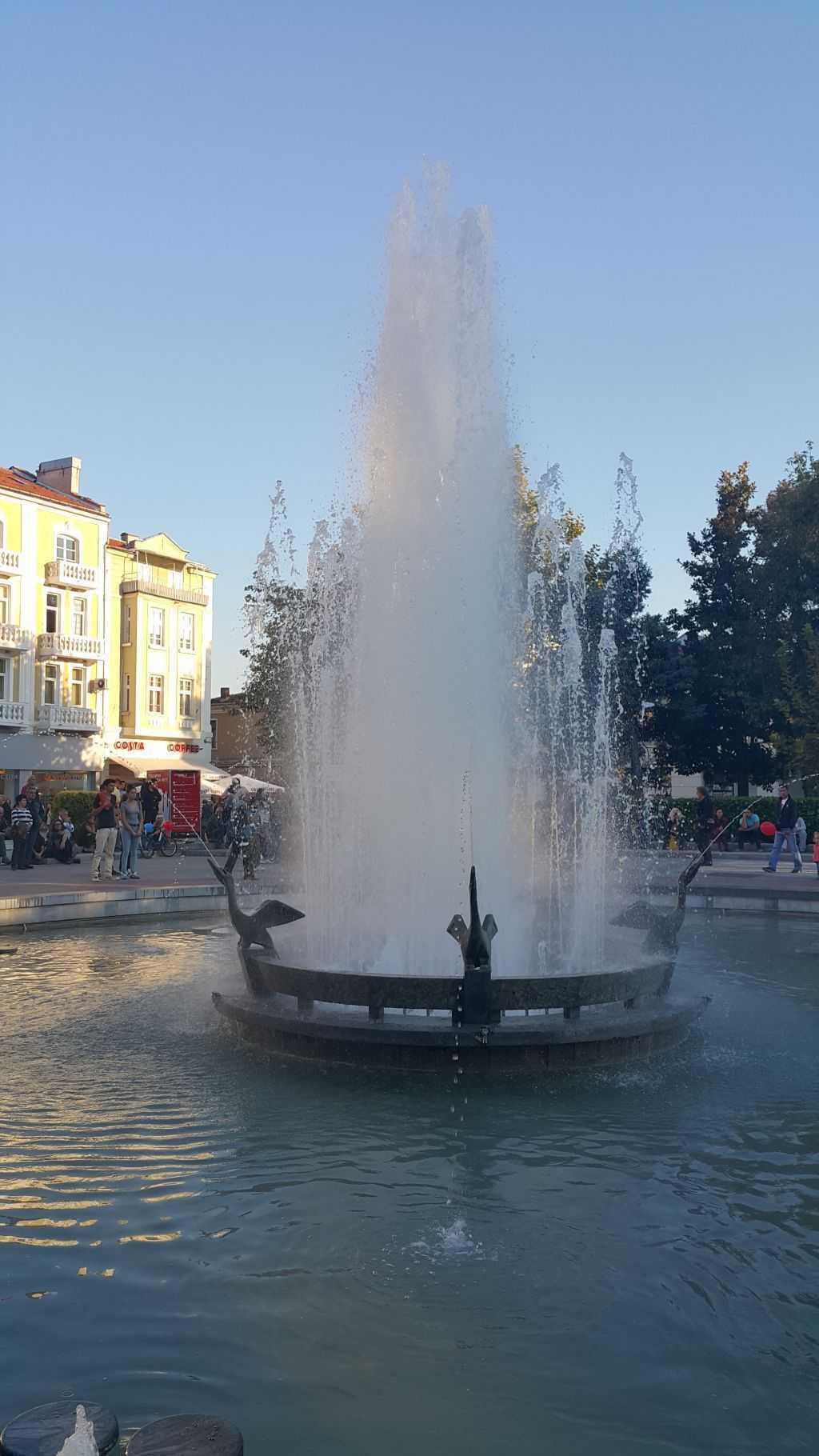 Stefan Stambolov Meydanı