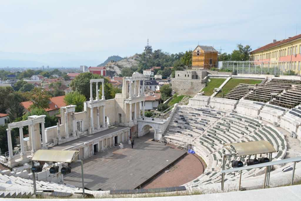 Ancient Roman Theatre