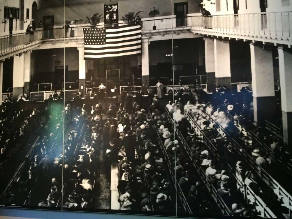 Ellis Island Museum -Büyük Salon