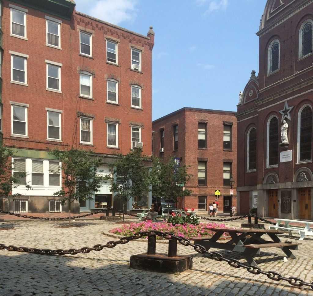 Boston Sokakları