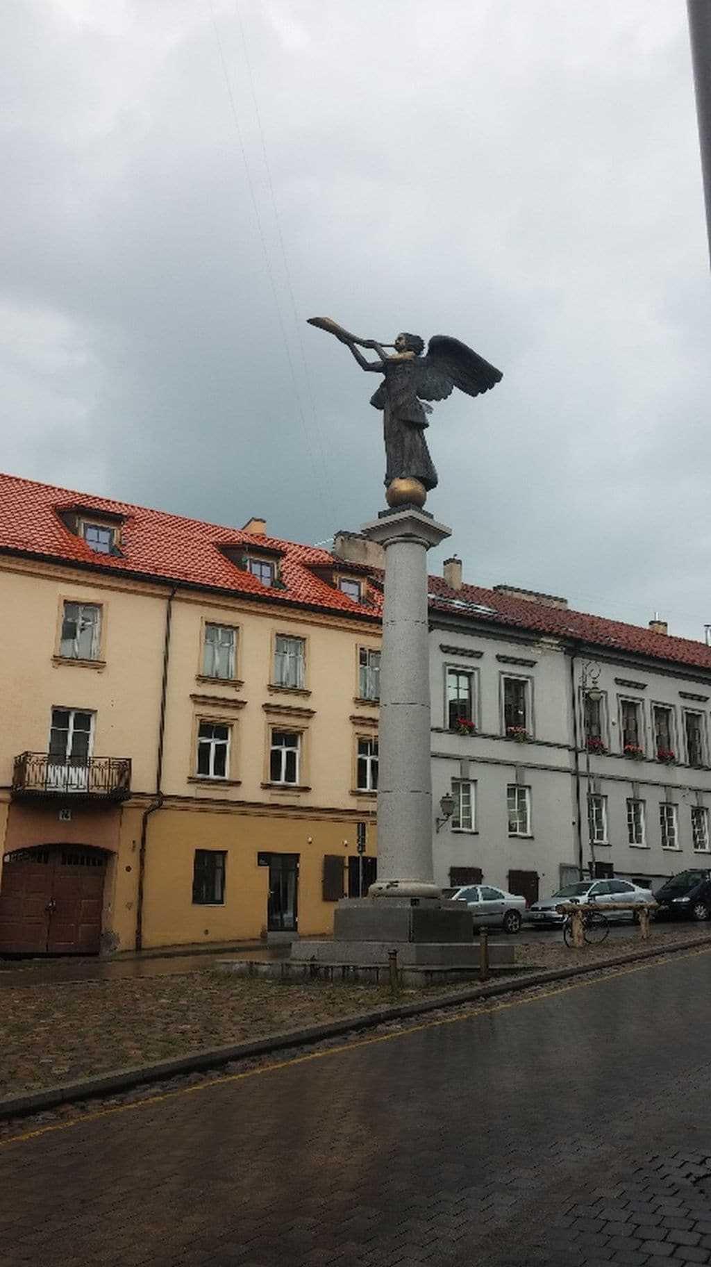 Uzupis Vilnius, Litvanya