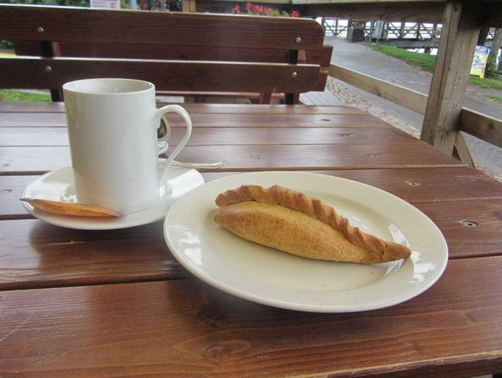 Kıbın Börek Trakai Litvanya