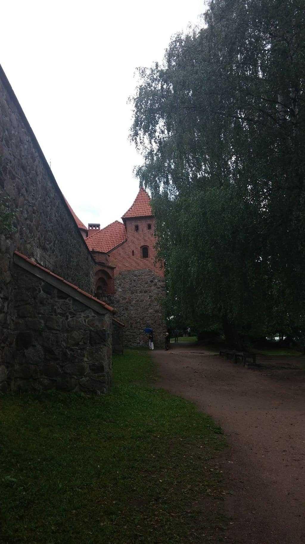 Trakai Kalesi Litvanya