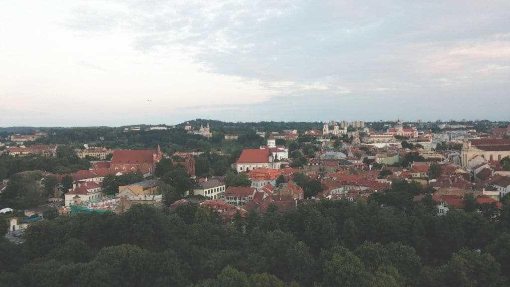 Vilnius,Litvanya