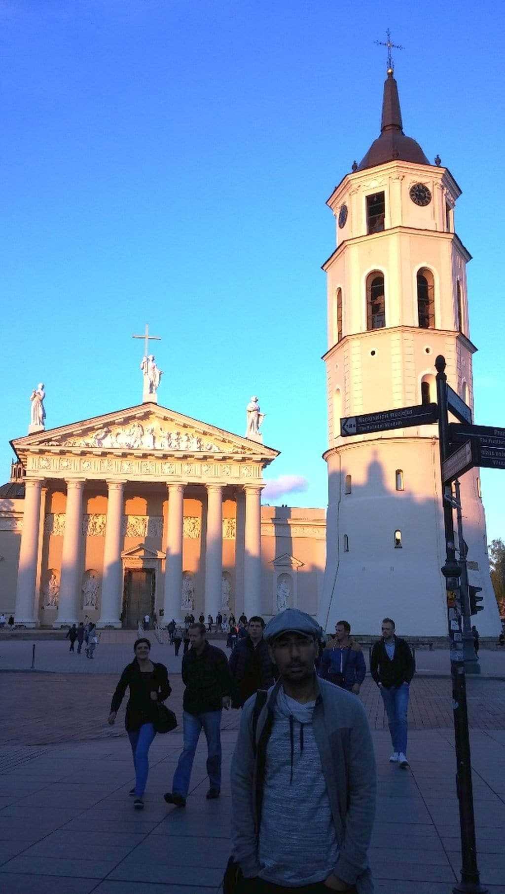 Basilika Katedrali ve Çan Kulesi