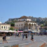 Arabayla İstanbul'dan Girit Adası'na: İlk mola Atina...